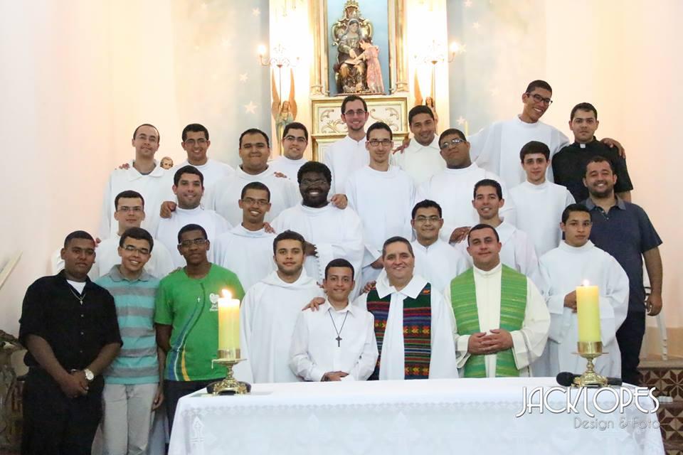 Seminaristas misso