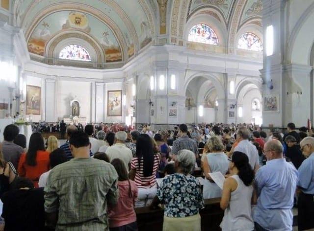 Missa Domingo Páscoa