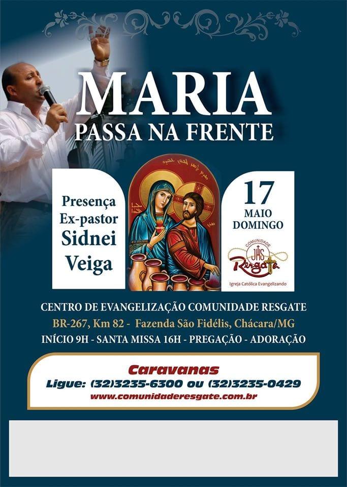 17-05 - Maria Passa na Frente - Resgate
