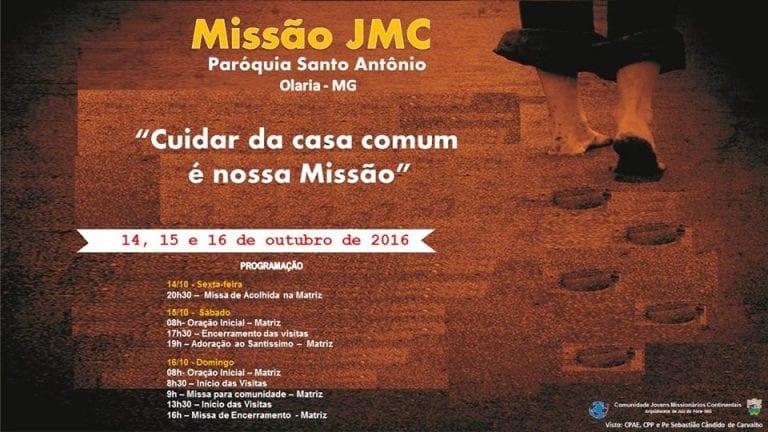 14 10 Missão JMC