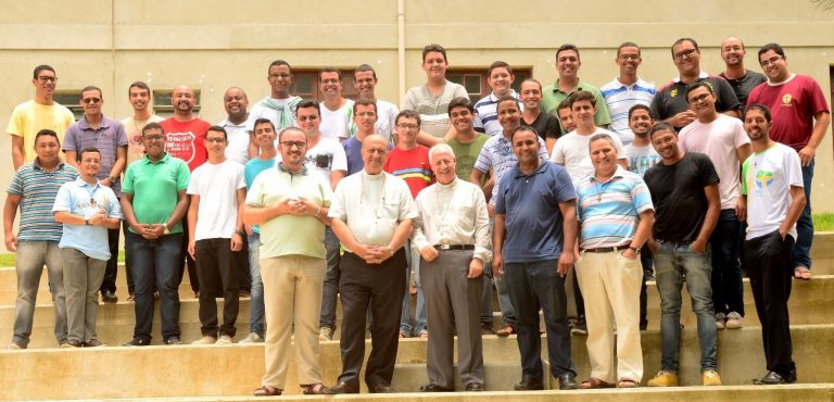 Retiro Anual dos Seminaristas