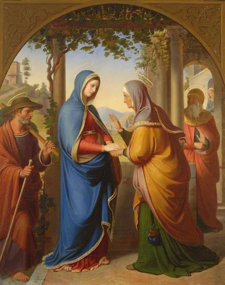 Visitação de Maria