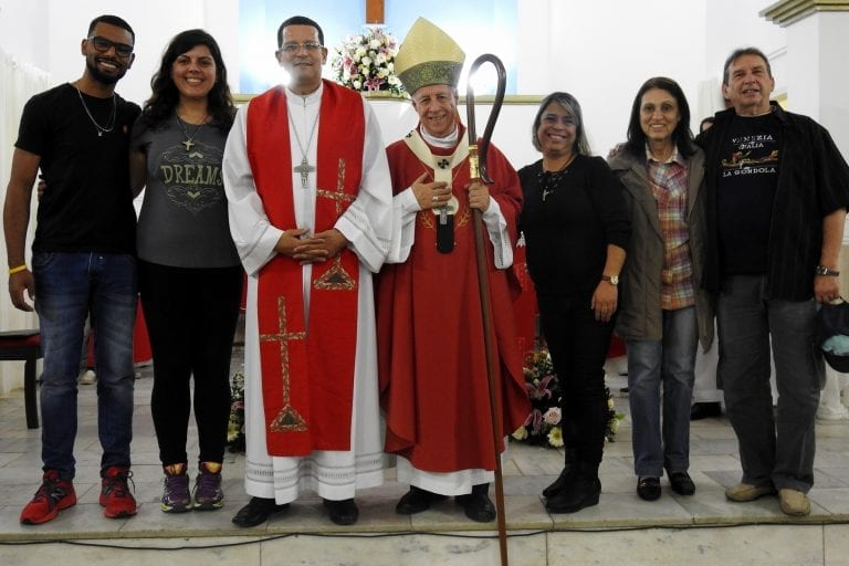 Comitiva Arquidiocesana