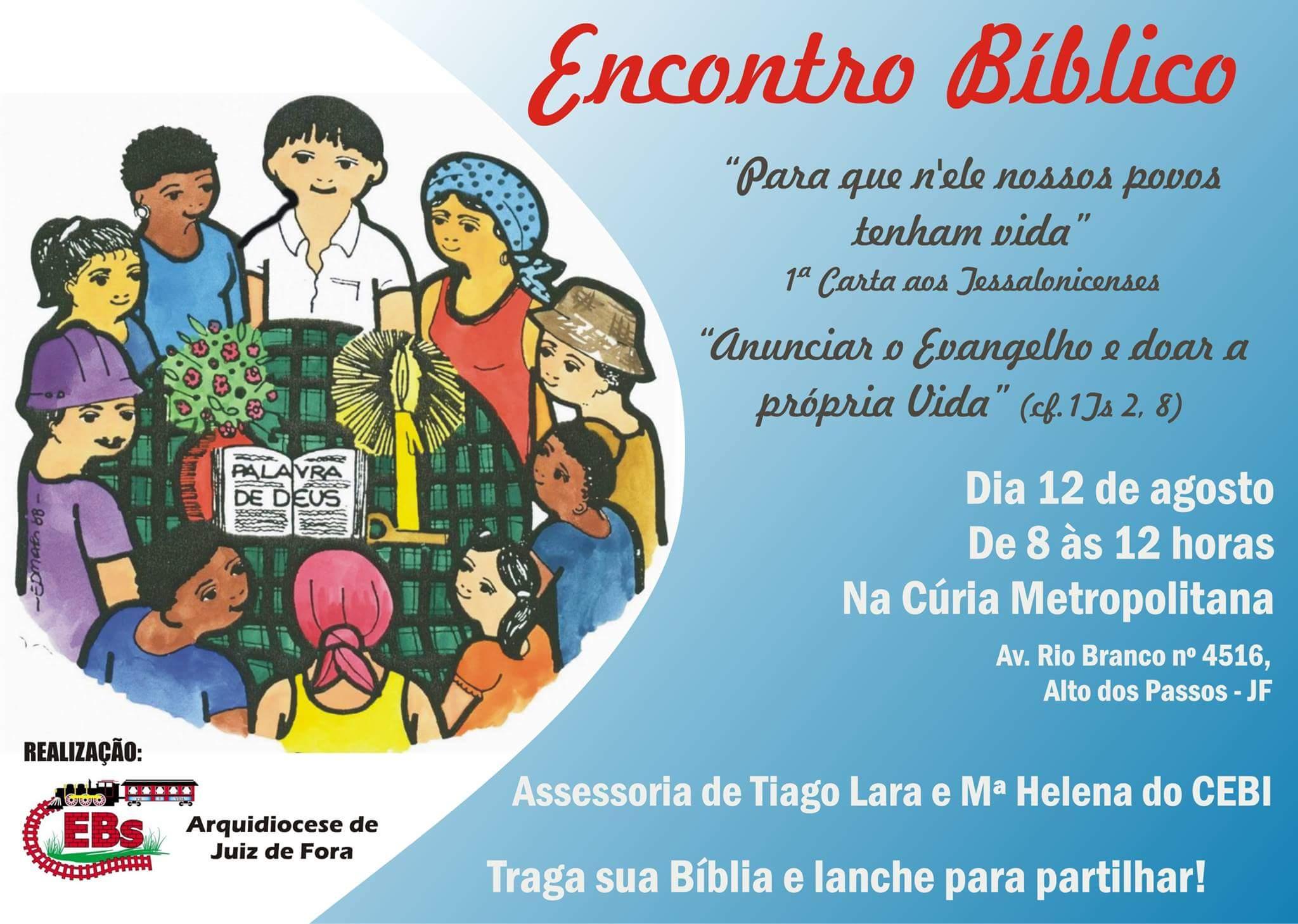 Encontro Bíblico CEBs