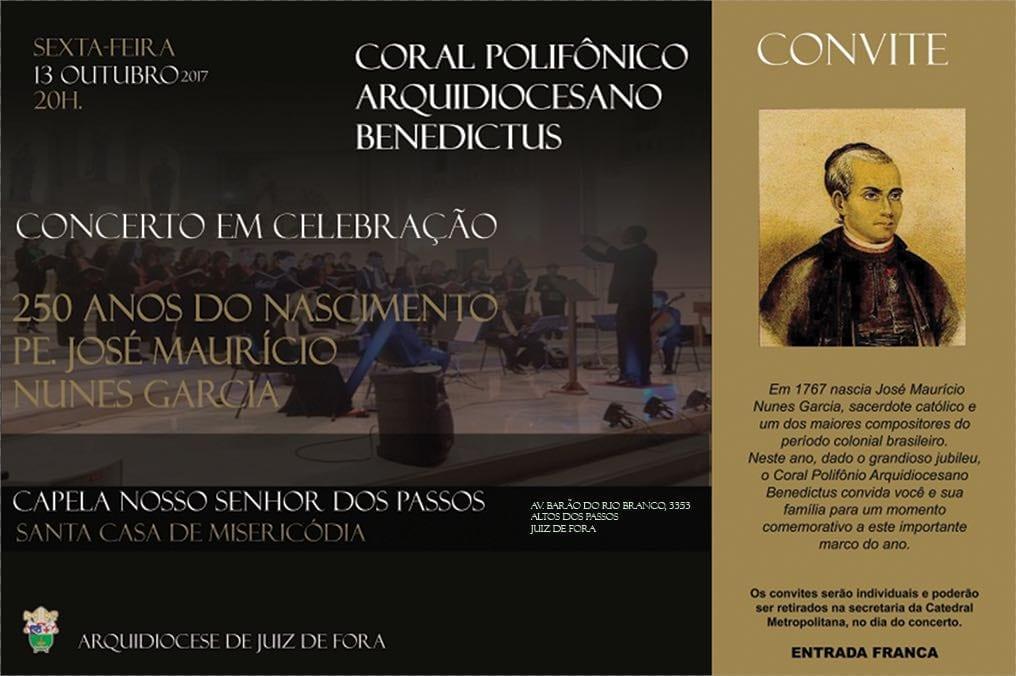 13 10 Coral Benedictus