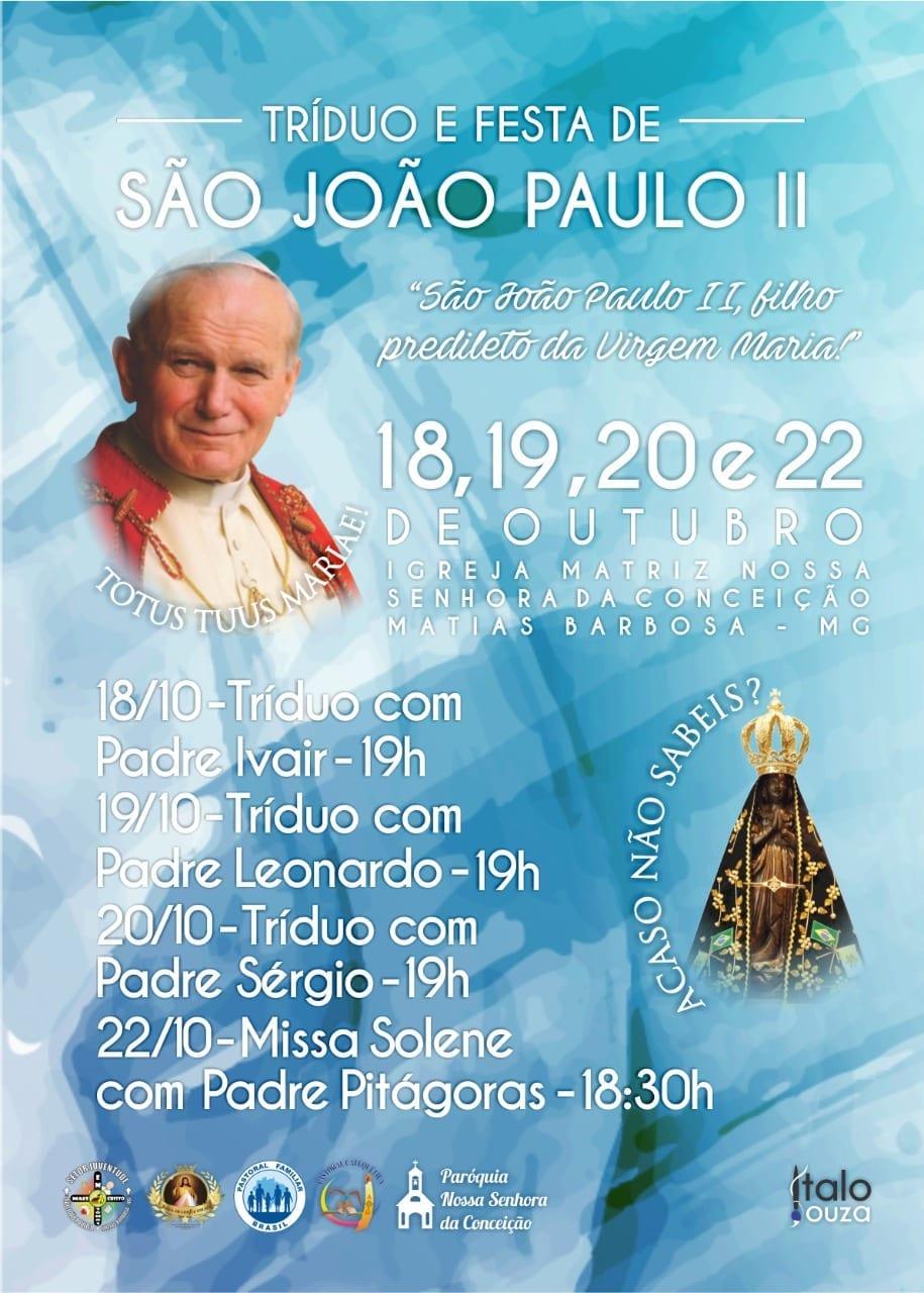 S. João Paulo II Matias