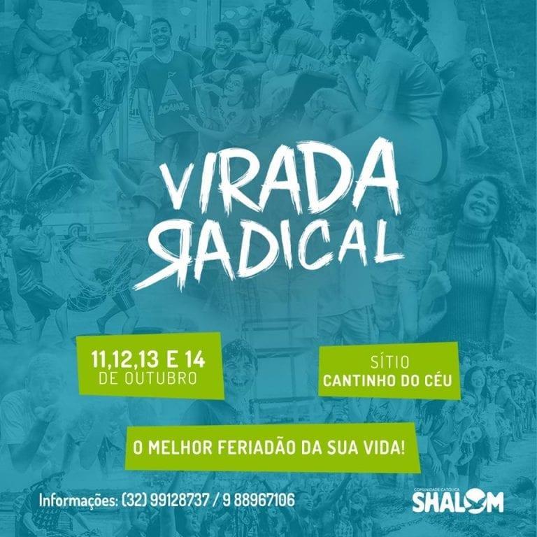 Virada Radical Shalom