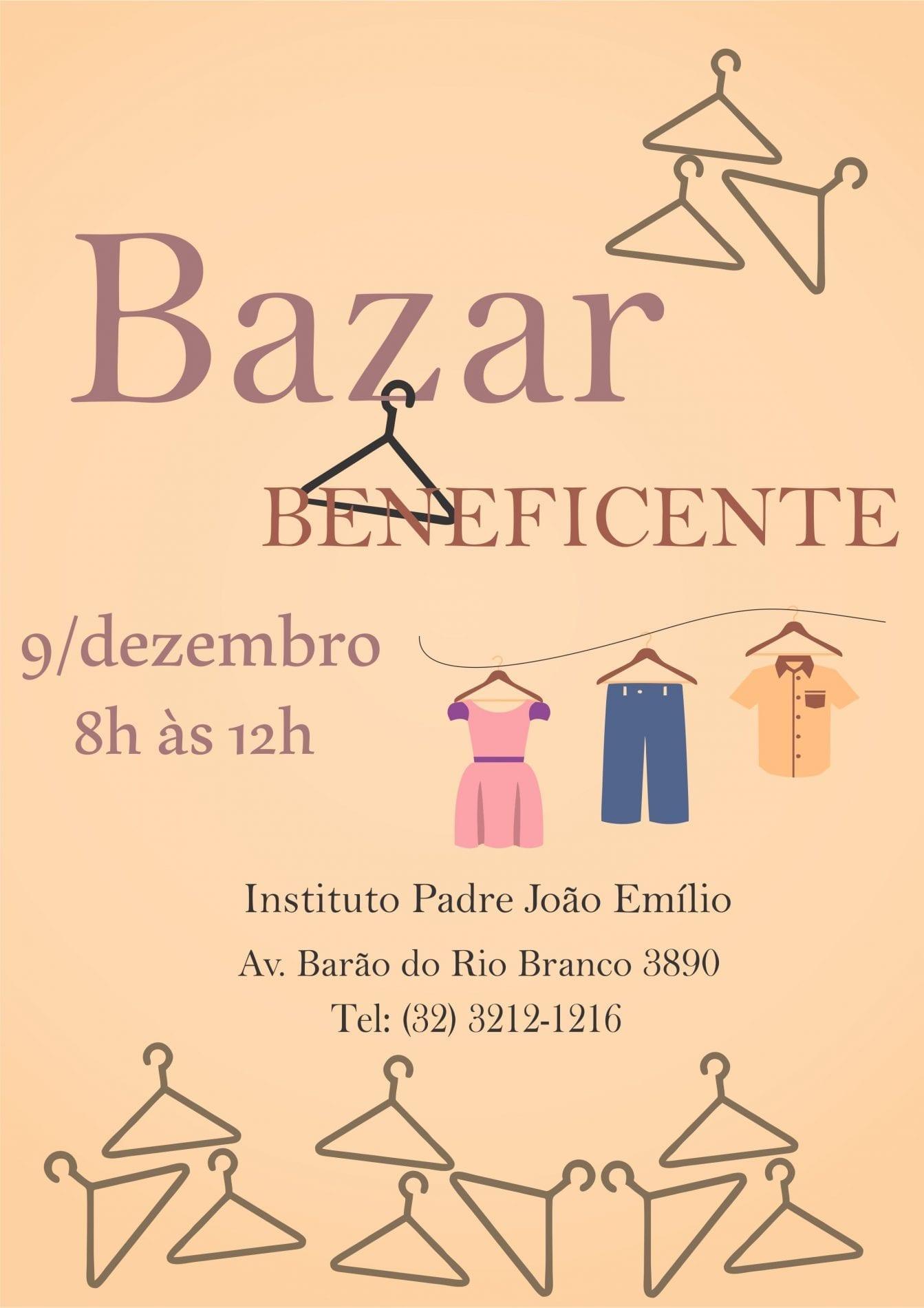 5618b4e854b Instituto Padre João Emílio realiza bazar beneficente - Arquidiocese ...
