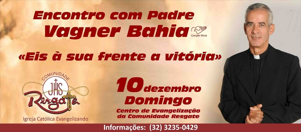 Padre Vagner Bahia