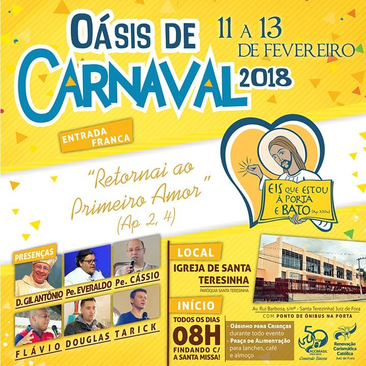 oasis de carnaval 2018