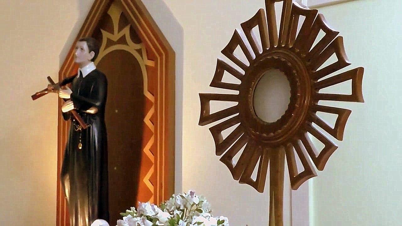 Missa do Devocionário Perpétuo de São Geraldo