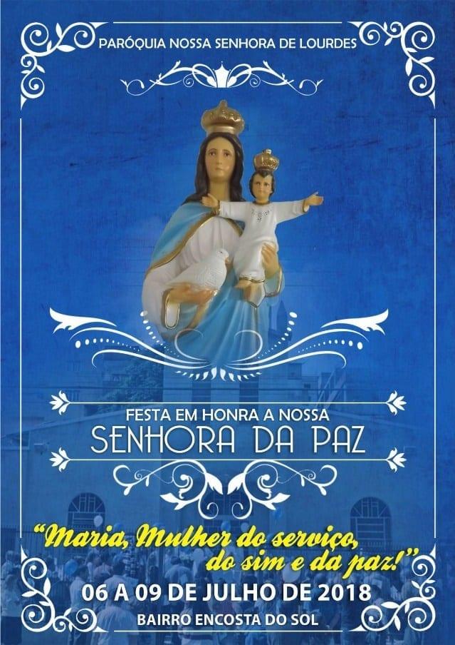 Nossa Senhora da Paz site