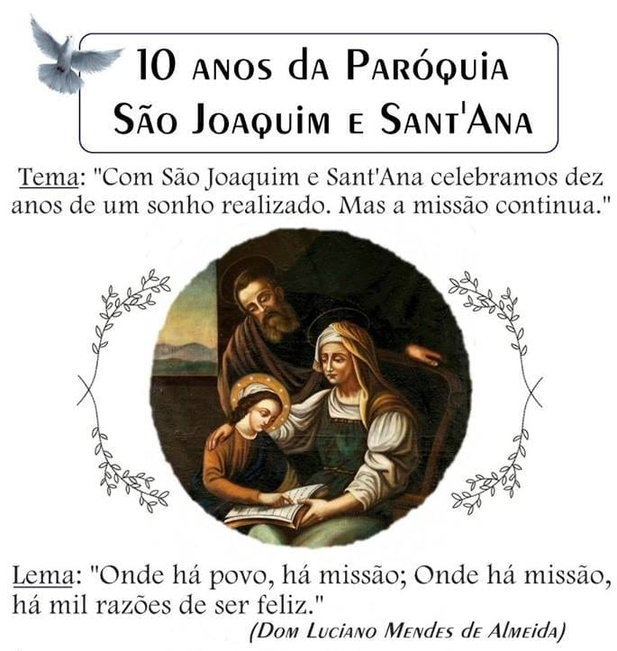 São Joaquim e SantAna