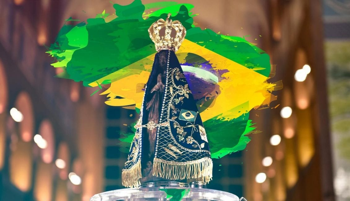 Nossa Senhora Aparecida Mãe Da Família Brasileira: Nossa Senhora Aparecida E As Eleições