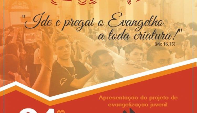 Encontro Arquidiocesano de Jovens e Líderes