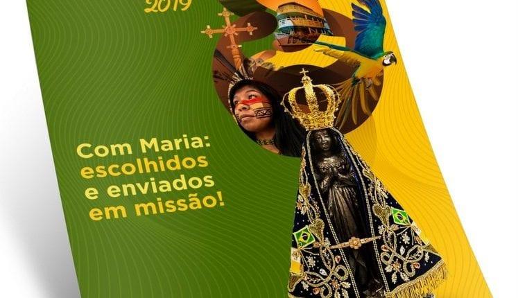 Santuário Nossa Senhora Aparecida Lança Livro Da Novena E