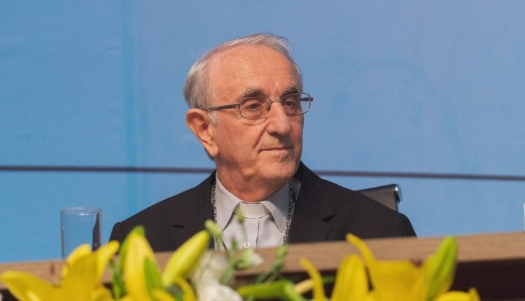 Dom Armando coordenador do trabalho de tradução do Missal Romano – Foto – Assessoria de Imprensa da CNBB-Daniel Flores