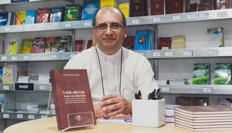 Padre Rogério Augusto das Neves – Foto- CNBB-Daniel Flores