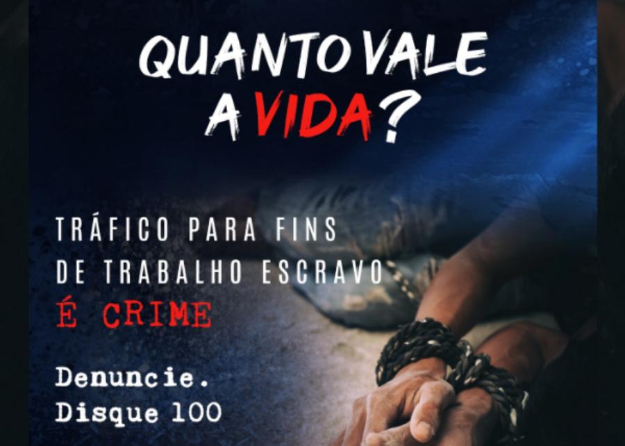 Organizações Eclesiais e Entidades da Sociedade Civil realizam semana de mobilização para o enfrentamento ao tráfico de pessoas