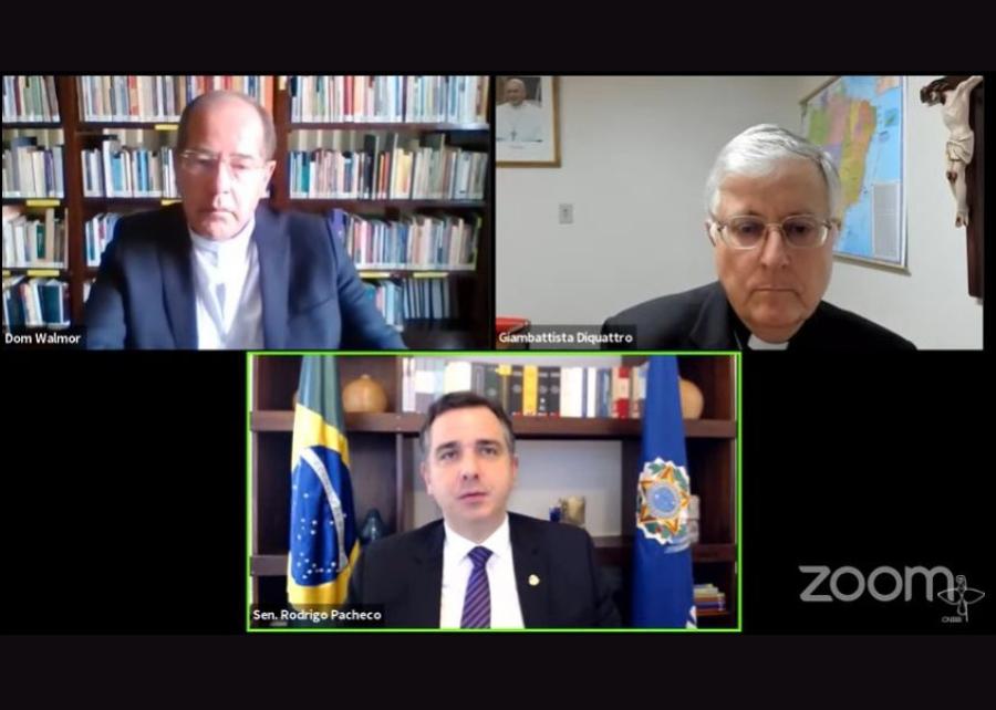 CNBB inicia encontro com parlamentares católicos na busca do diálogo e da política melhor